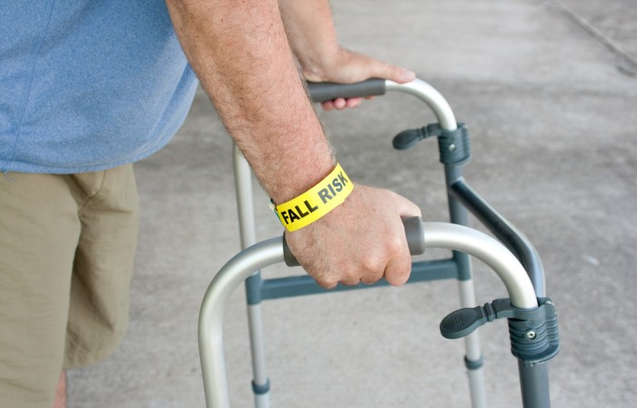 Fall risk and fall-related injuries