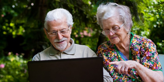 Online exercise to improve quality of life in older adults