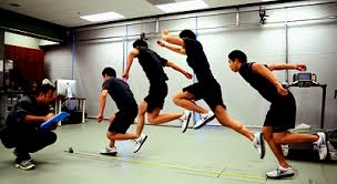 Lower extremity physical performance measures (part 1)