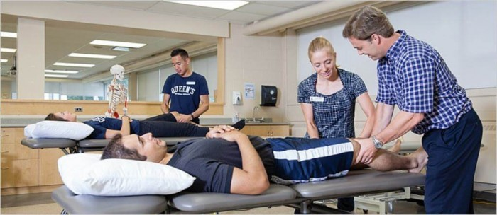 Validation of the Assessment of Physiotherapy Practice tool