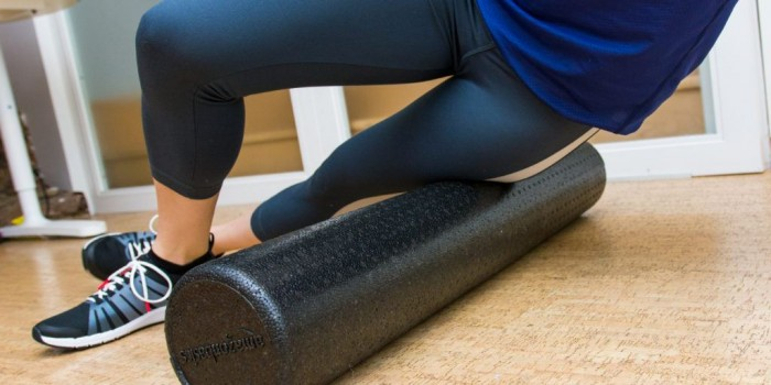 Foam rolling quadriceps to alter hamstrings pain threshold