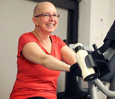 High intensity exercise optimizes chemotherapy completion